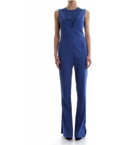 Niebieski garnitur elegancki Pinko