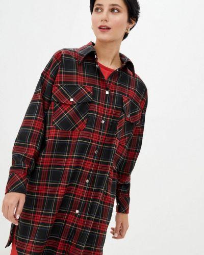 Рубашка - красная Jhiva