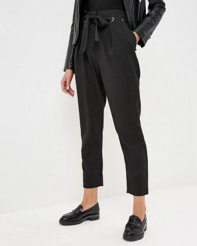 Черные брюки повседневные Y.a.s