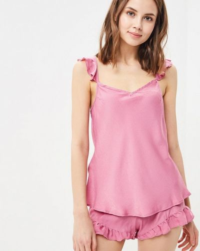 Розовая пижама Deseo