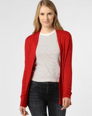 Czerwony garnitur dzianinowy Franco Callegari