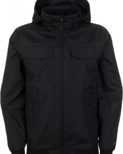 Спортивная куртка с капюшоном черный Outventure