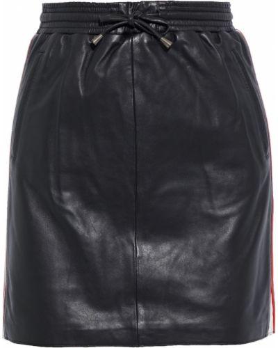 Czarna spódnica w paski Walter Baker
