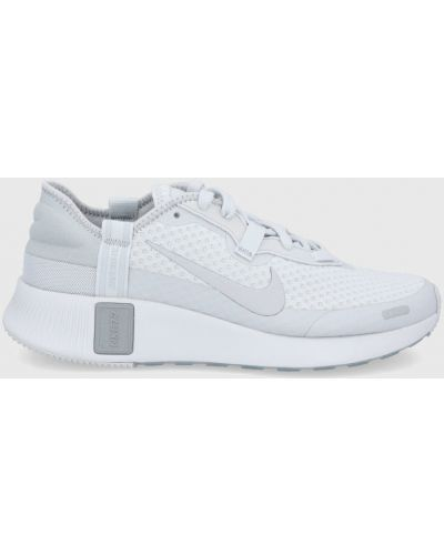 Gumowe szare sneakersy sznurowane Nike Sportswear