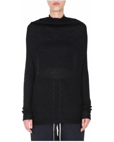 Sweter oversize - czarny Rick Owens