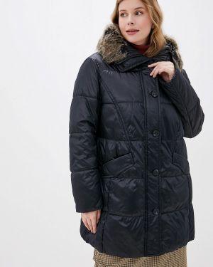 Утепленная куртка - черная Samoon By Gerry Weber
