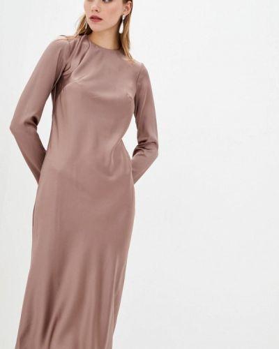 Вечернее платье - бежевое Jhiva