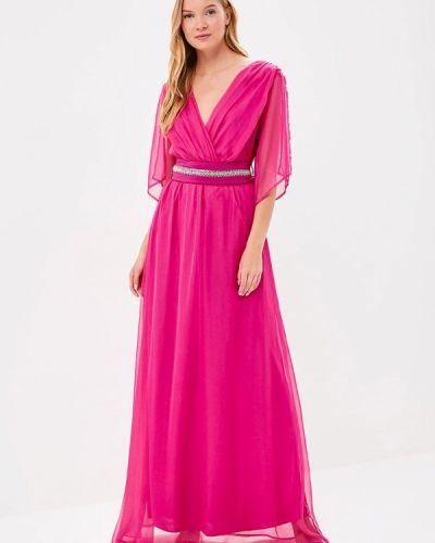 Платье весеннее розовое Bruebeck