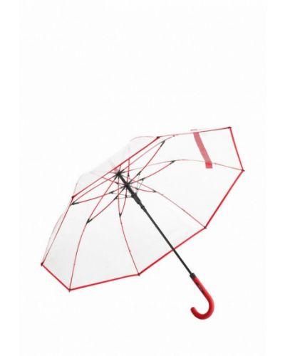 Зонт-трость красный Fare