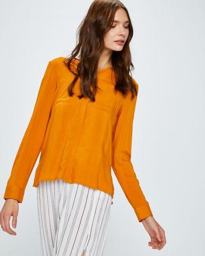 Блузка с V-образным вырезом из вискозы Vero Moda