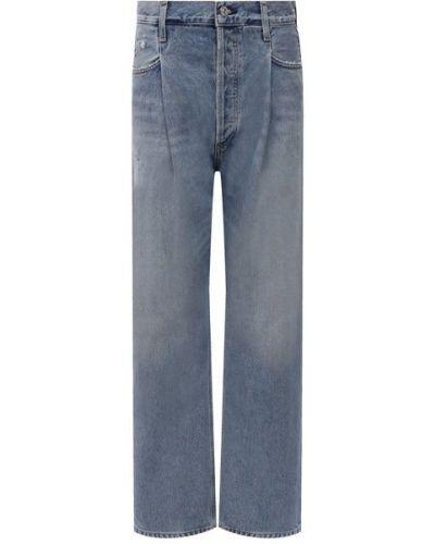 Хлопковые джинсы - голубые Citizens Of Humanity