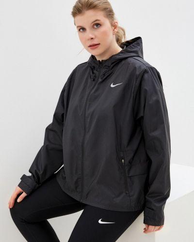 Ветровка - черная Nike
