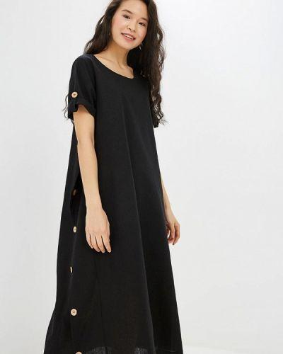 Платье - черное Vis-a-vis
