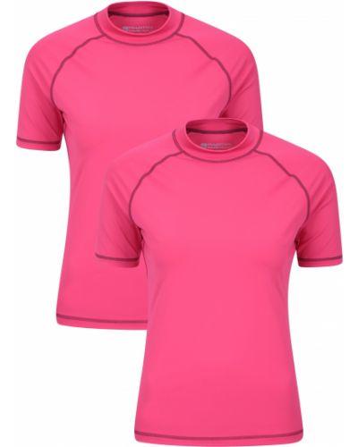 Różowy strój kąpielowy Mountain Warehouse