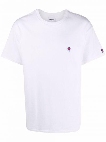 Biała koszulka krótki rękaw Readymade