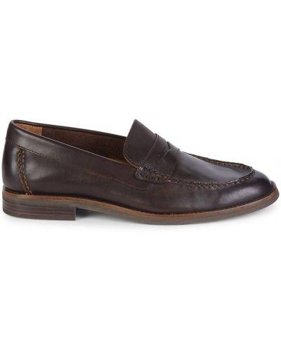 Brązowe loafers Sperry