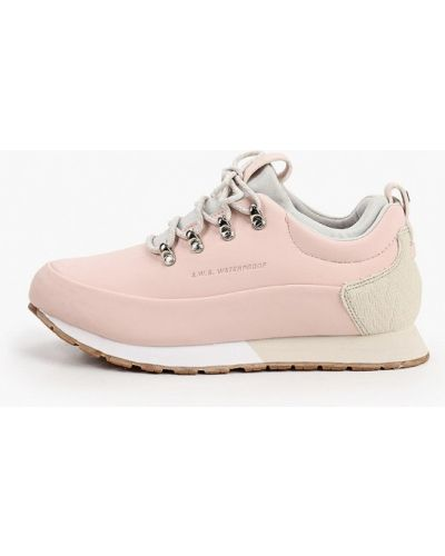 Розовые кроссовки Luhta