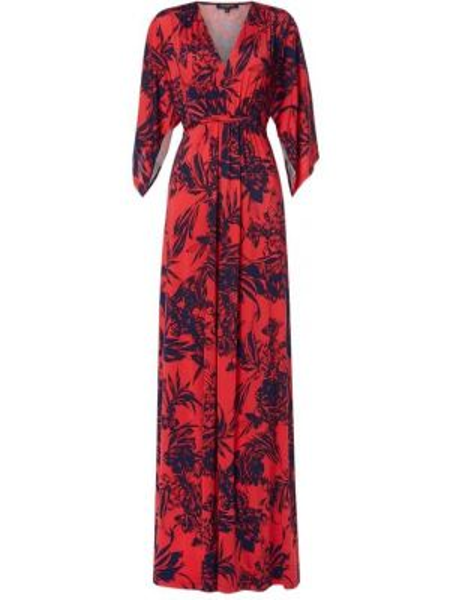 Sukienka rozkloszowana - różowa Ilse Jacobsen