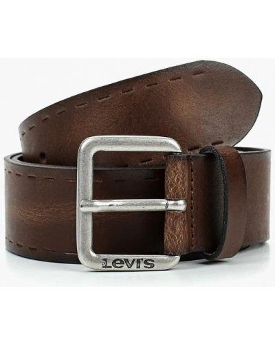 Коричневый ремень Levi's®