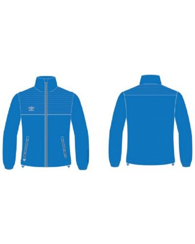 Спортивная куртка с манжетами с рисунком Umbro