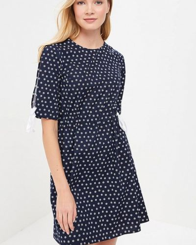 Синее платье Trendyangel