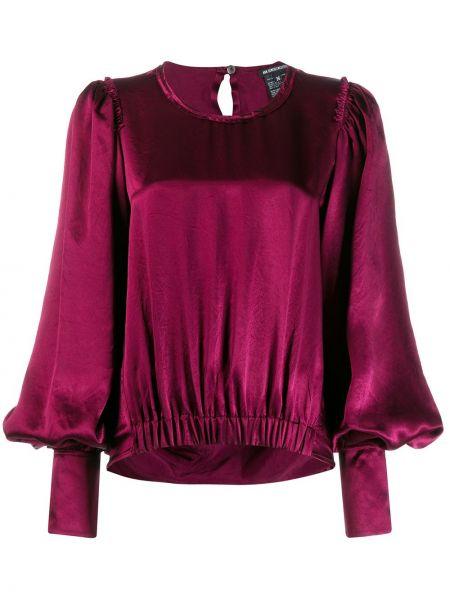 Блузка на резинке с широкими рукавами Ann Demeulemeester