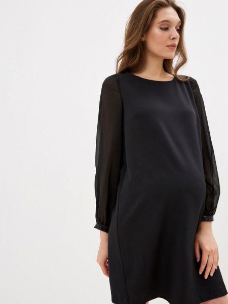Черное платье Budumamoy