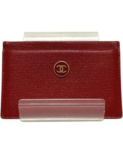 Czerwona torebka Chanel Vintage