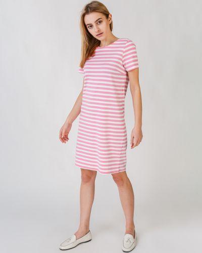 Прямое платье в полоску Vila