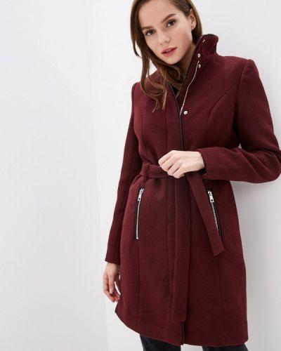 Пальто демисезонное бордовый Vero Moda