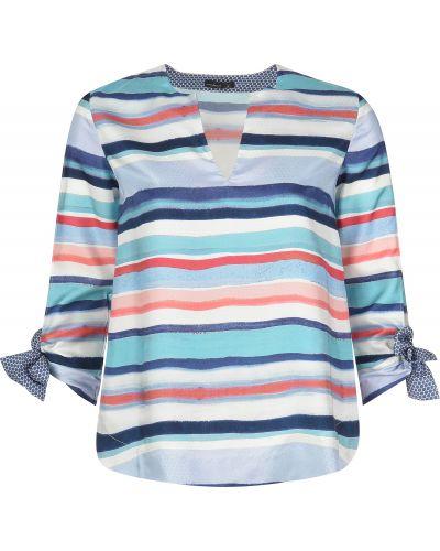 Блузка шелковая весенний Van Laack