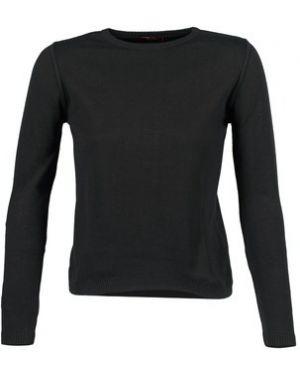 Czarny sweter Botd