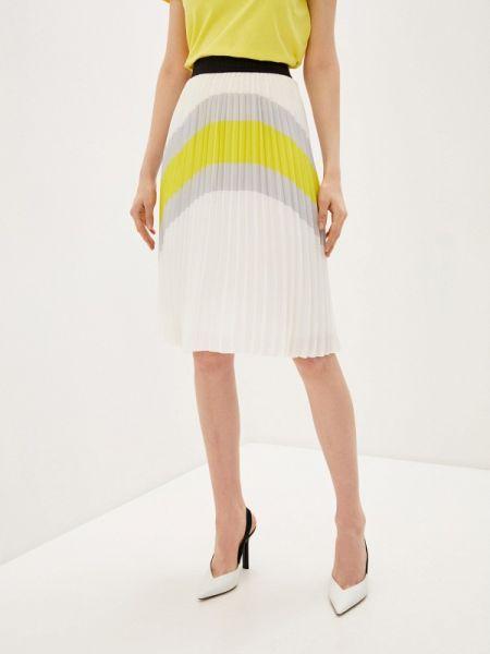 Плиссированное платье Karl Lagerfeld