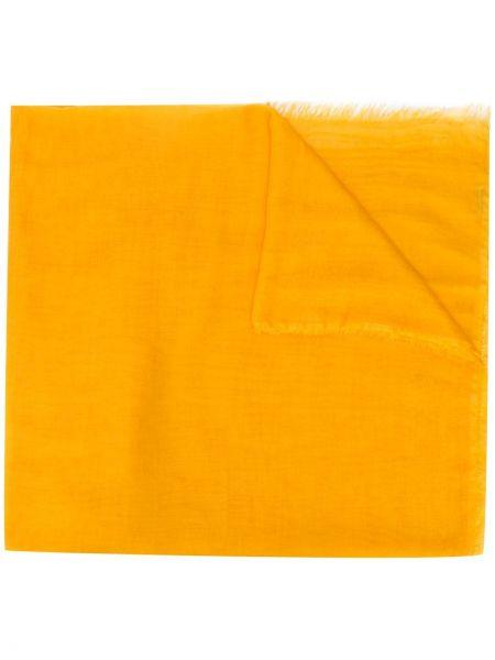 Желтый шарф Faliero Sarti