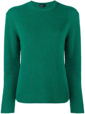 Кашемировый джемпер - зеленый Cashmere In Love