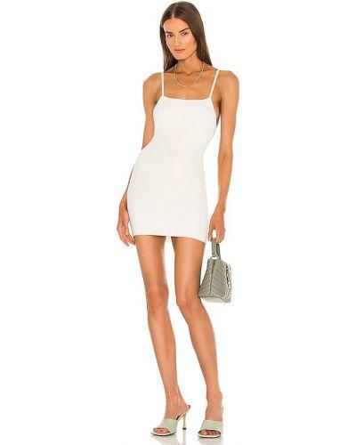 Biała sukienka mini Atoir