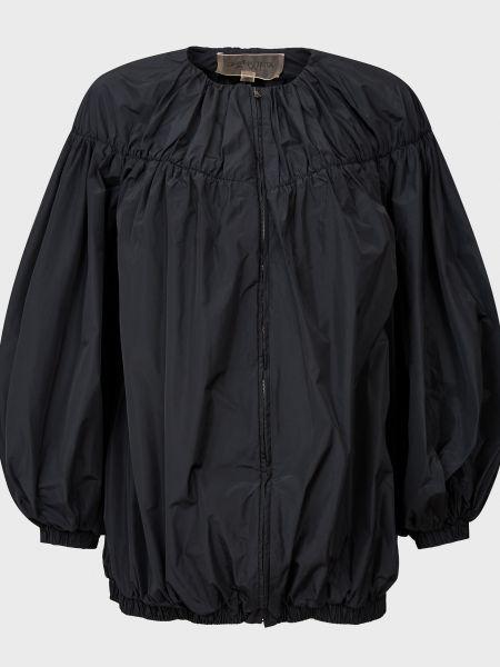 Черная куртка на молнии Giambattista Valli