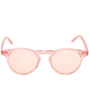 Różowe okulary Rewop Milano