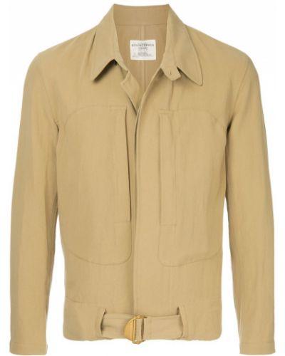 Куртка льняная Kent & Curwen
