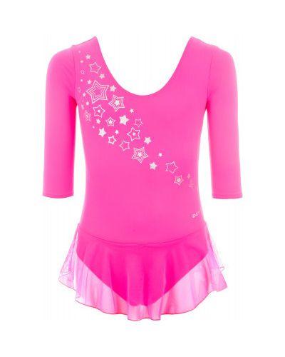 Купальник гимнастический розовый Demix