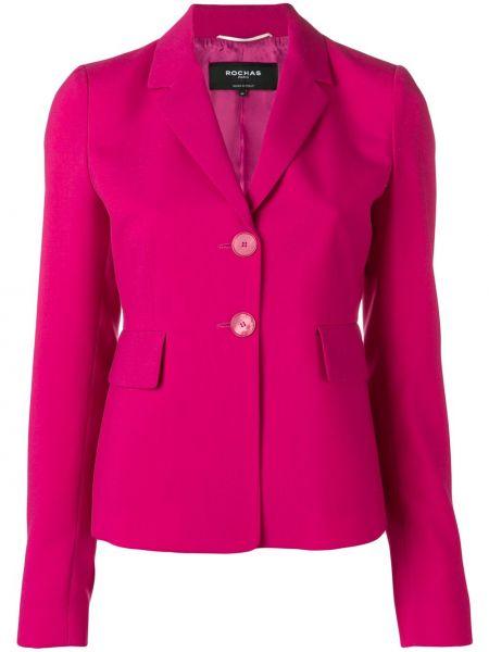 Розовый пиджак Rochas