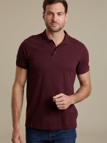 T-shirt - czerwona Mountain Warehouse