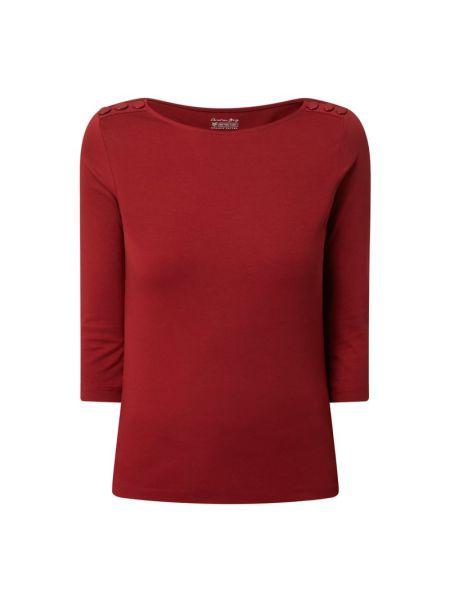 Bluzka bawełniana Christian Berg Women
