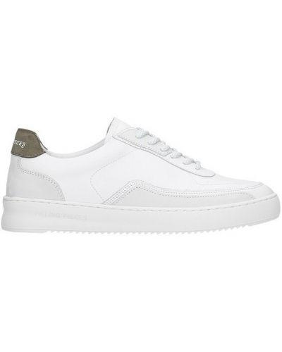 Sneakersy niskie - białe Filling Pieces