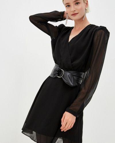 Вечернее черное вечернее платье Befree