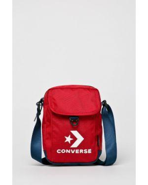 Мерцающая текстильная сумка через плечо Converse