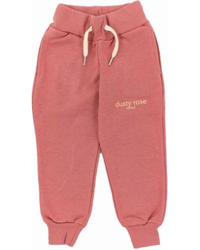 Różowe spodnie Vicolo