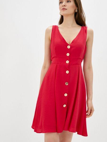 Розовое платье Morgan