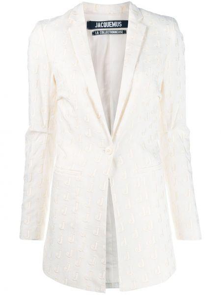 Удлиненный пиджак с карманами Jacquemus