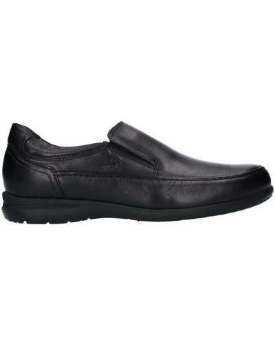 Loafers - czarne Fluchos